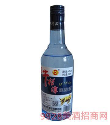 牛栏淳陈酿43度250ml酒