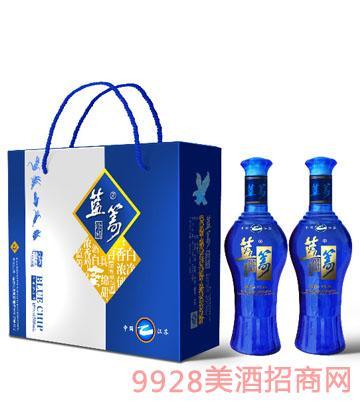 蓝筹礼盒酒