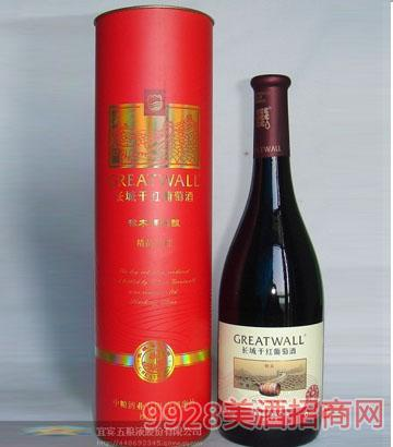 精品橡木桶葡萄酒