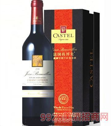 尚博龙波尔多干红葡萄酒