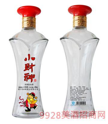 小财神酒-财运(小红帽)