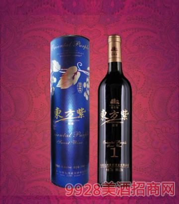 东方紫甜紫酒【金标系列】