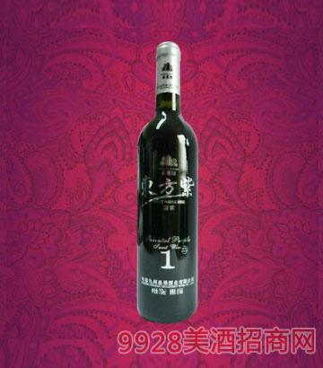 东方紫甜紫酒【银标系列】