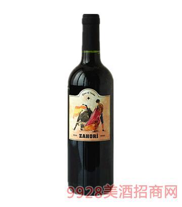 西班牙赛欧干红葡萄酒