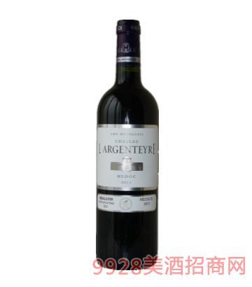 法国拉泰勒古堡干红葡萄酒