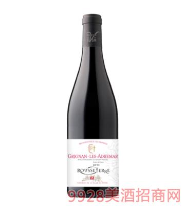 法国洛斯黛拉干红葡萄酒