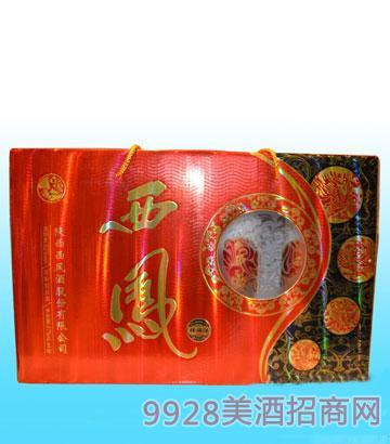 西鳳祥順酒禮盒(4瓶)