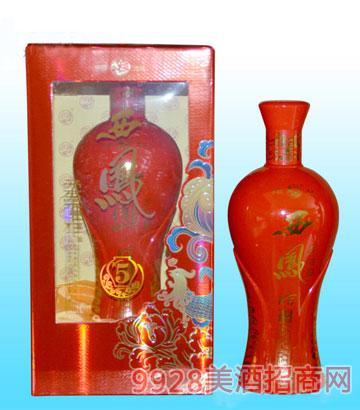西凤柔雅K5-45°500ml酒