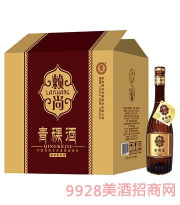 赖尚青稞酒高原柔和藏柔