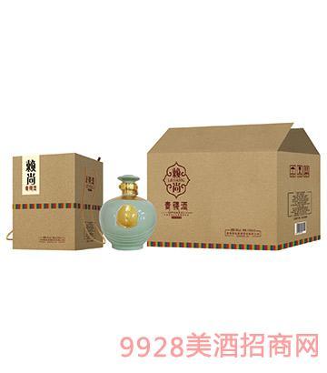 赖尚青稞酒高原生态原浆系列2588ml