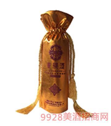 赖尚青稞酒高原炫彩系列-金彩