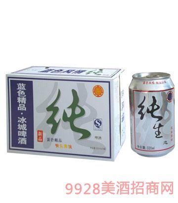 冰城纯生态啤酒(盒装)