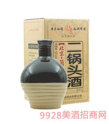 50度 北京兰道二锅头酒十五年窖藏礼盒