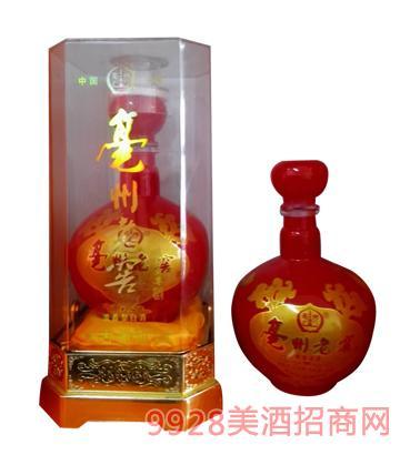 亳州老窖酒42度500ml浓香型