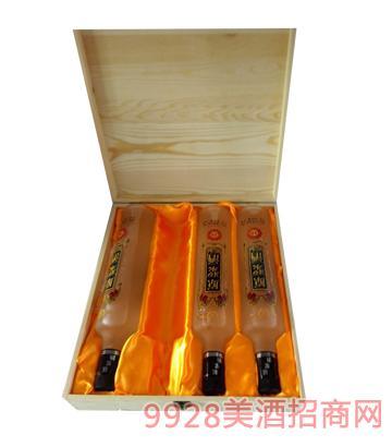 亳州老窖原浆酒42度700ml浓香型