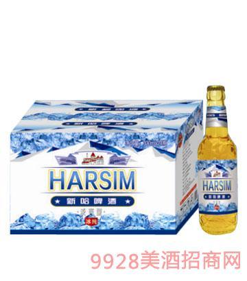 澳利斯冰纯啤酒500mlx12