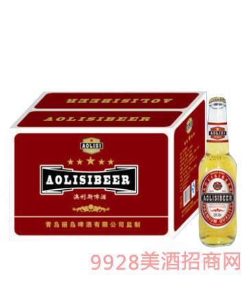 澳利斯啤酒500mlx12