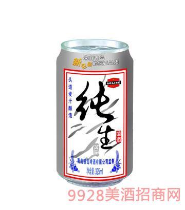 澳利斯纯生啤酒500mlx12