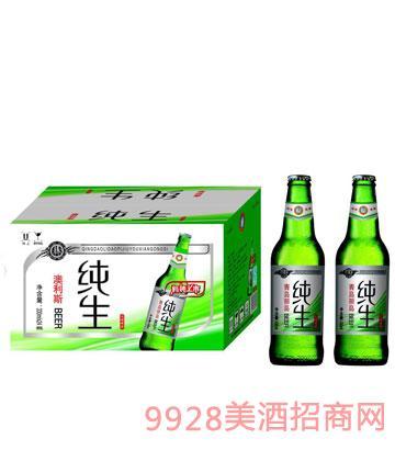 澳利斯纯生啤酒500ML-330ML