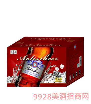 澳利斯啤酒330mlx24