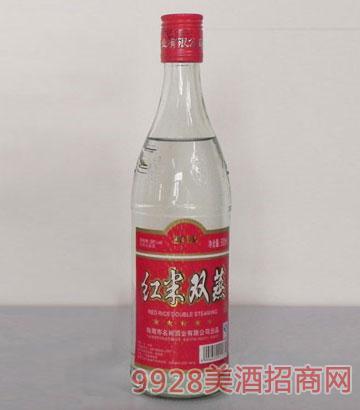 出口装红米双蒸酒