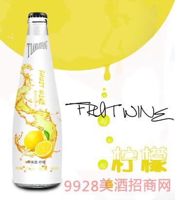 天下水坊果味酒��檬味