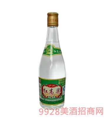 泸州红高粱酒绵柔
