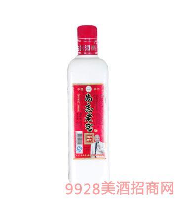 尚志老窖酒红色经典42度450ml浓香型