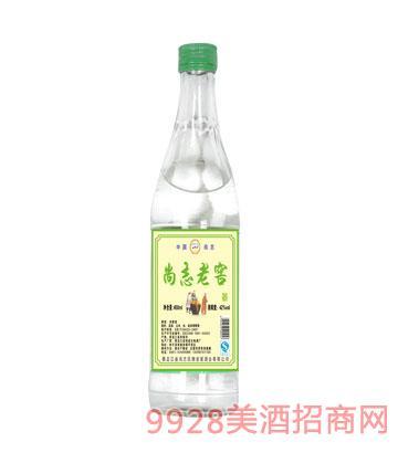 尚志老窖酒42度450ml浓香型