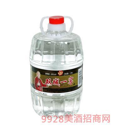 尚志久粮老窖酒业双城一窖酒56度1.85L浓香型