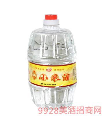 尚志久粮老窖酒业黄金小米酒浓香型