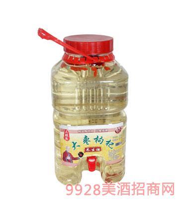 尚志久粮老窖酒业大枣枸杞养生酒浓香型