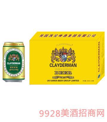 英���P��啤酒325x24罐12度
