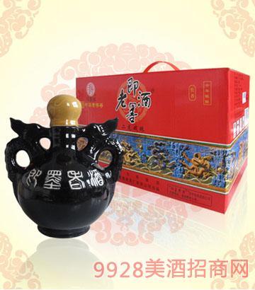 即墨老酒-二龙戏珠(500ml)