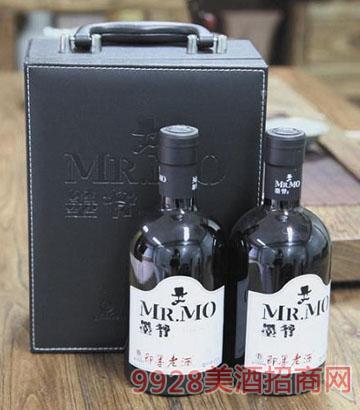 即墨老酒-墨爷礼盒