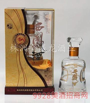52度经典柔顺西凤酒凤香型500mlX6盒