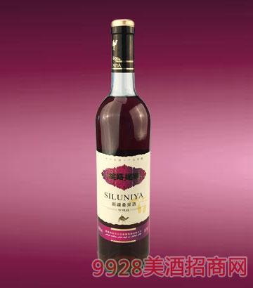 丝路妮雅新疆桑葚果酒(珍选级)
