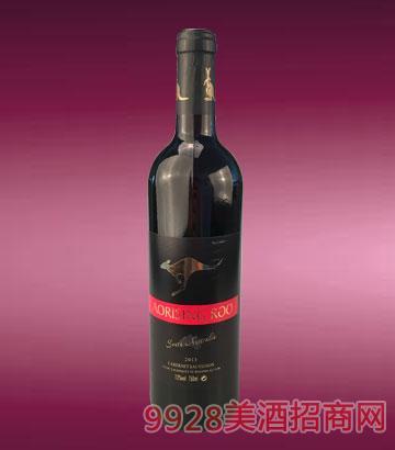 奥瑞星袋鼠·赤霞珠红葡萄酒
