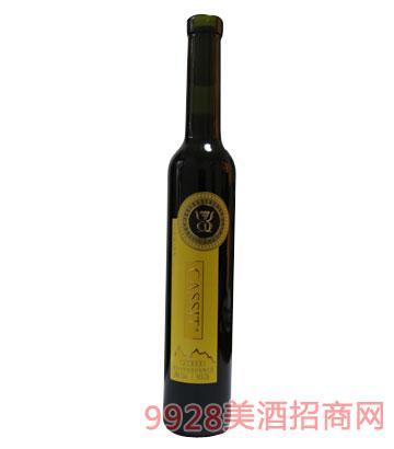 卡斯特冰红葡萄酒13%vol750ml