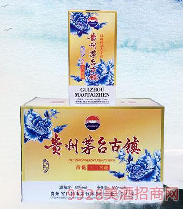 青花-窖藏酒12