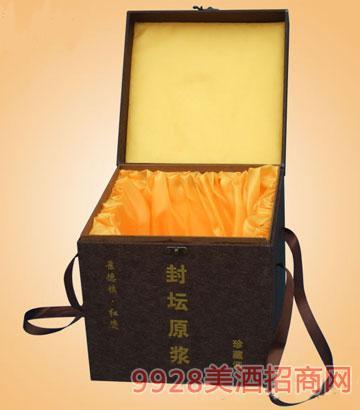 五斤花开富贵酒(盒)