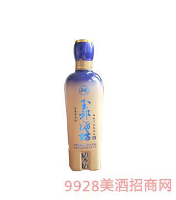 蓝玉贵酒50%vol浓香型