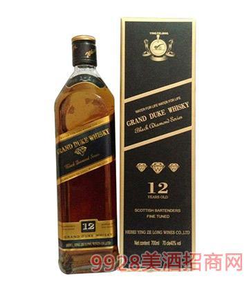 黑钻威士忌