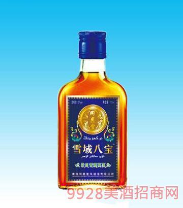 同惠堂雪域八宝虫草酒半斤瓶