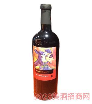阿根廷探戈赤霞珠红葡萄酒