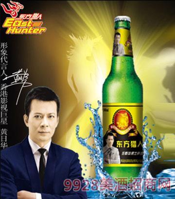 DF009-500ml绿瓶东方猎人啤酒