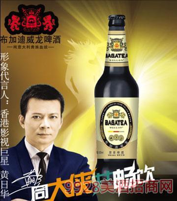 BJ006-500ml布加迪蓝标啤酒