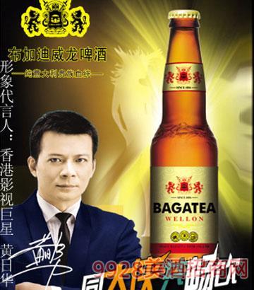 BJ002-330ml布加迪白标啤酒