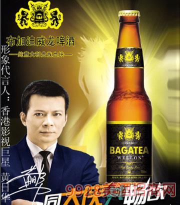 BJ001-330ml布加迪黑标啤酒
