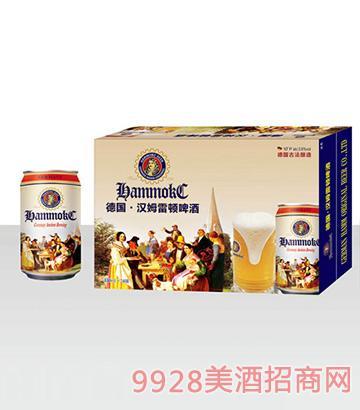 德国汉姆蕾顿啤酒10度